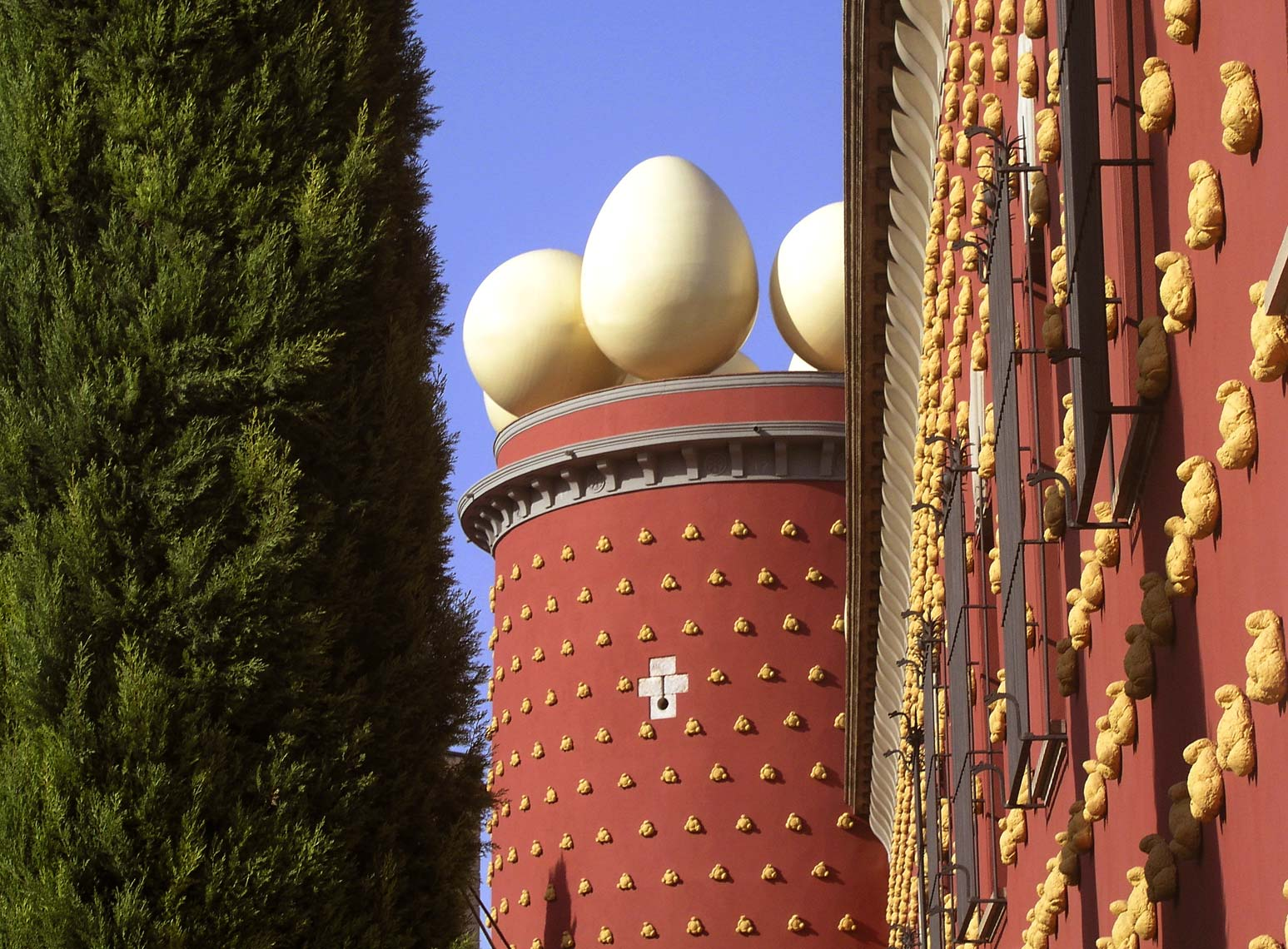 Dali Museum, Figueres Spain
